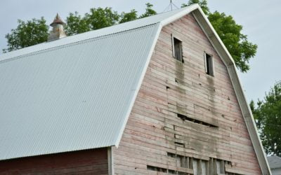 Top 5 Reasons You Need Metal Roofing